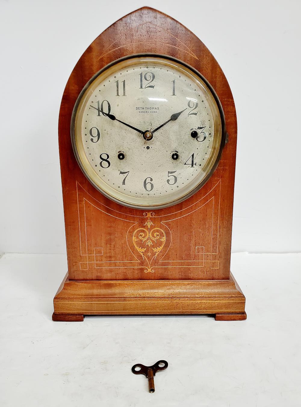 Vintage Seth Thomas Sonora Chime Mantel Clock