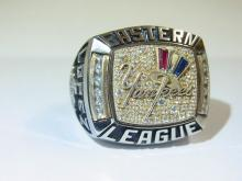 Scarce Mint NY Yankees Ring 2013 Eastern League AA Champions size 12