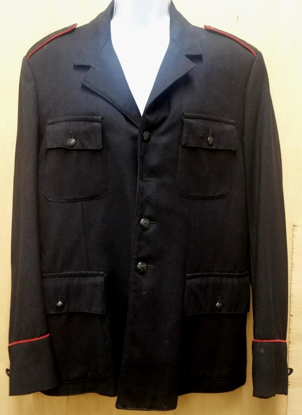 Pre WWII German Wool Deutsche Reichsbahn Coat Jacket