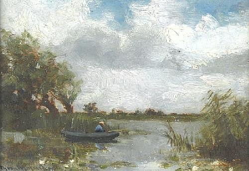 WIJNGAARDEN, Theo van (geb. Rotterdam 1874 -