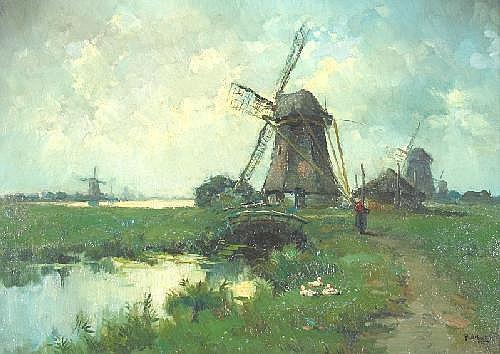 HOUT, Pieter 'Piet' in 't (geb. Den Haag 1879 -