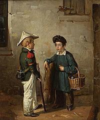 Hendrick Joseph DILLENS (born Gand 1812 - died