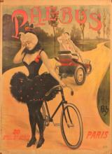 BICYCLE & AUTOMOBILE POSTERS & INDONESIAN CONTEMPORARY ART SALE
