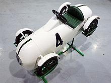 Pedal Driven Racing Car