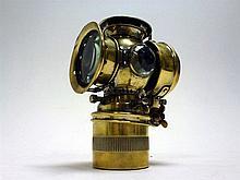 The Karnan' Brass Self-Generating Headlight