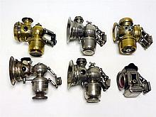 Quantity of Cycle Lamps