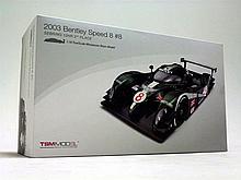 Bentley Speed-8 Scale Model