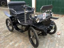 1900 De Dion Bouton Type E Vis-a-Vis
