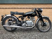 The Donington Park Motorcycle Auction