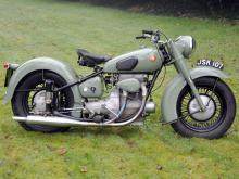 1951 Sunbeam S7 Deluxe