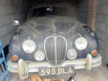 1960 Jaguar MK II 2.4 Litre