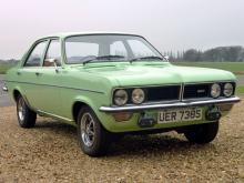1978 Vauxhall Viva 1800 GLS