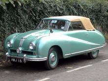 1950 Austin A90 Atlantic Convertible