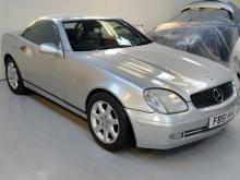 1998 Mercedes-Benz SLK 230 Kompressor