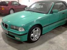 1998 BMW 323i Cabriolet
