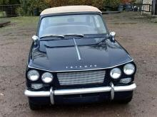 1967 Triumph Vitesse Convertible Conversion