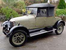 1926 Morris Cowley 'Bullnose' Two Seater