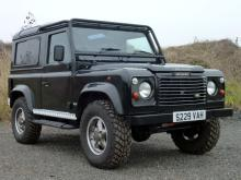 1998 Land Rover Defender 90 50th Anniversary