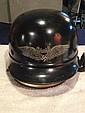 WWII German Helmet Luftschutz (Black)