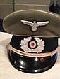 WWII German Field Hat (Olympia Klasse 1937)