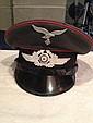 WWII German Luftwaffee Uniform Hat
