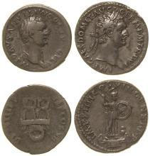 Roman Denarii of Domitian