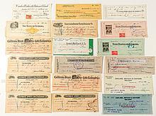 California Railroad Check Collection