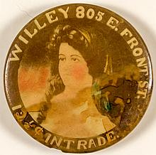 Willey Good For Mirror (Missoula, Montana)