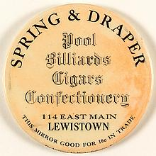 Spring & Draper Good for Mirror (Lewistown, Montana)