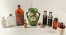 Rare Bottles & Pottery