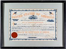 Citizenship Certificate, Emil Ely