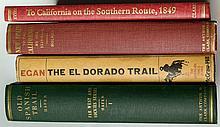 California Trails, 4 Volumes