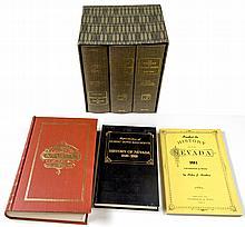 Nevada History, Doten, Angel, Bancroft