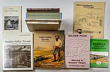 Central Nevada Histories, 10 Volumes