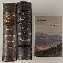 2 Davis Volumes With Index