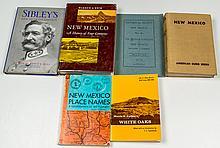 New Mexico History, 6 Vols.