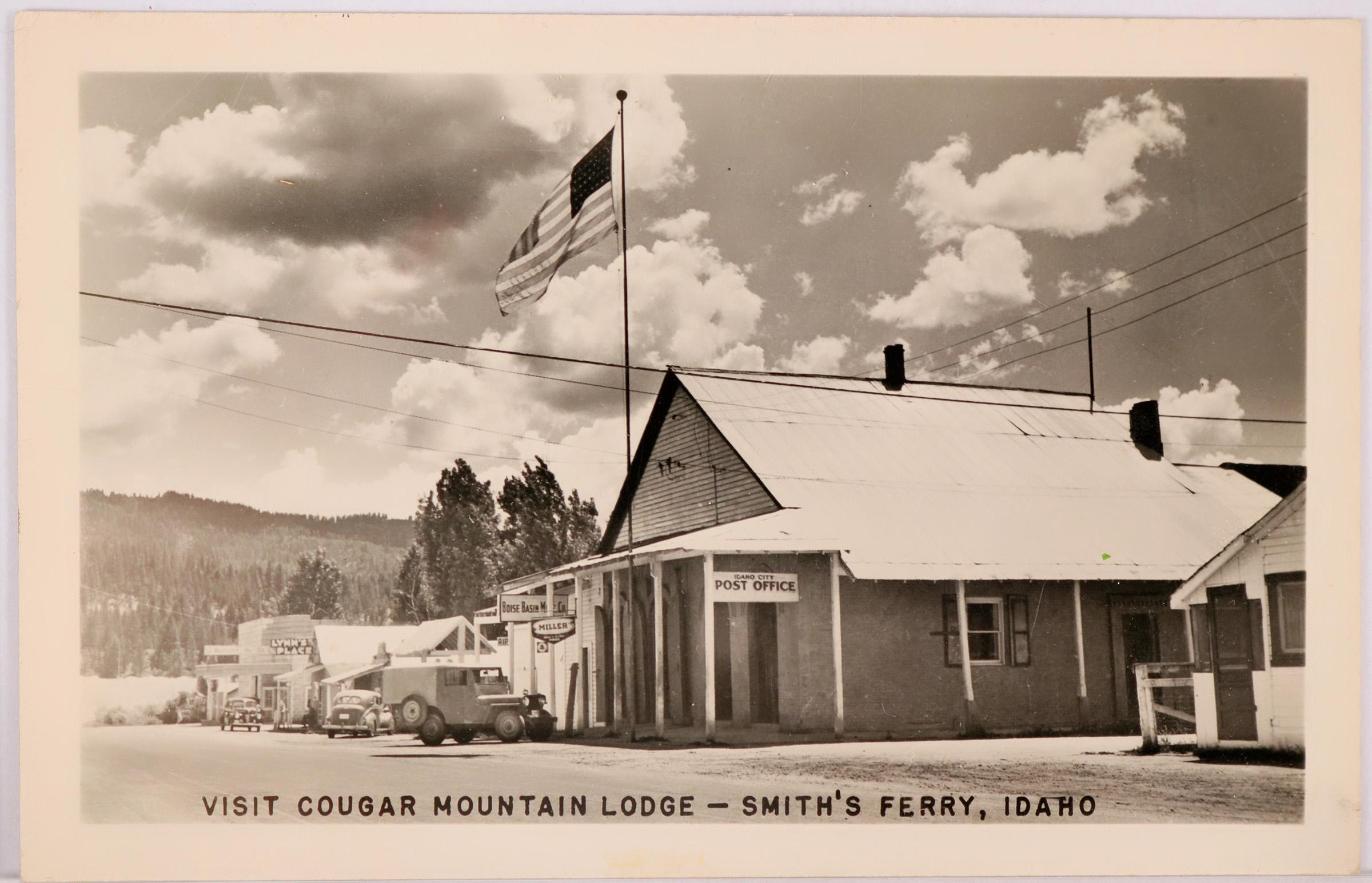 RPC, Smith's Ferry, Idaho, Cougar Mountain Lodge Post Office (119562)