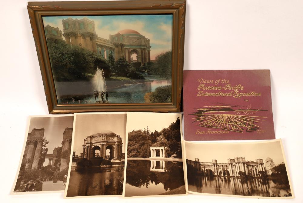 Panama-Pacific International Exposition Collection [138557]