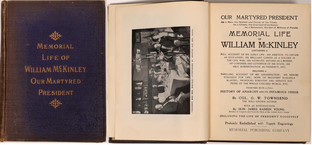 Biography of President William McKinley [139137]