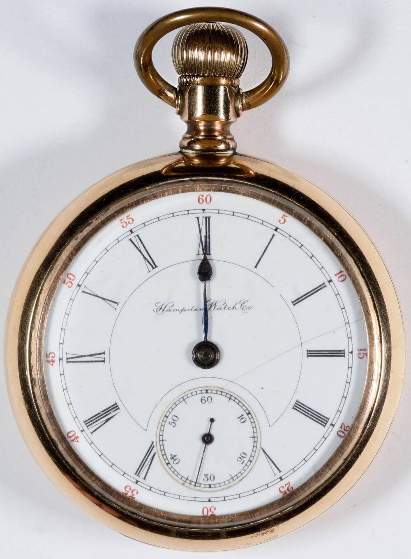 Hampden Pocket Watch [138376]