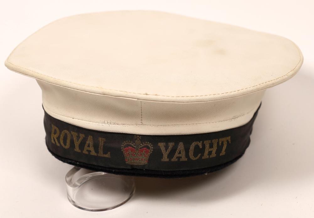 Royal Yacht Britannia Sailor's Cap [139494]