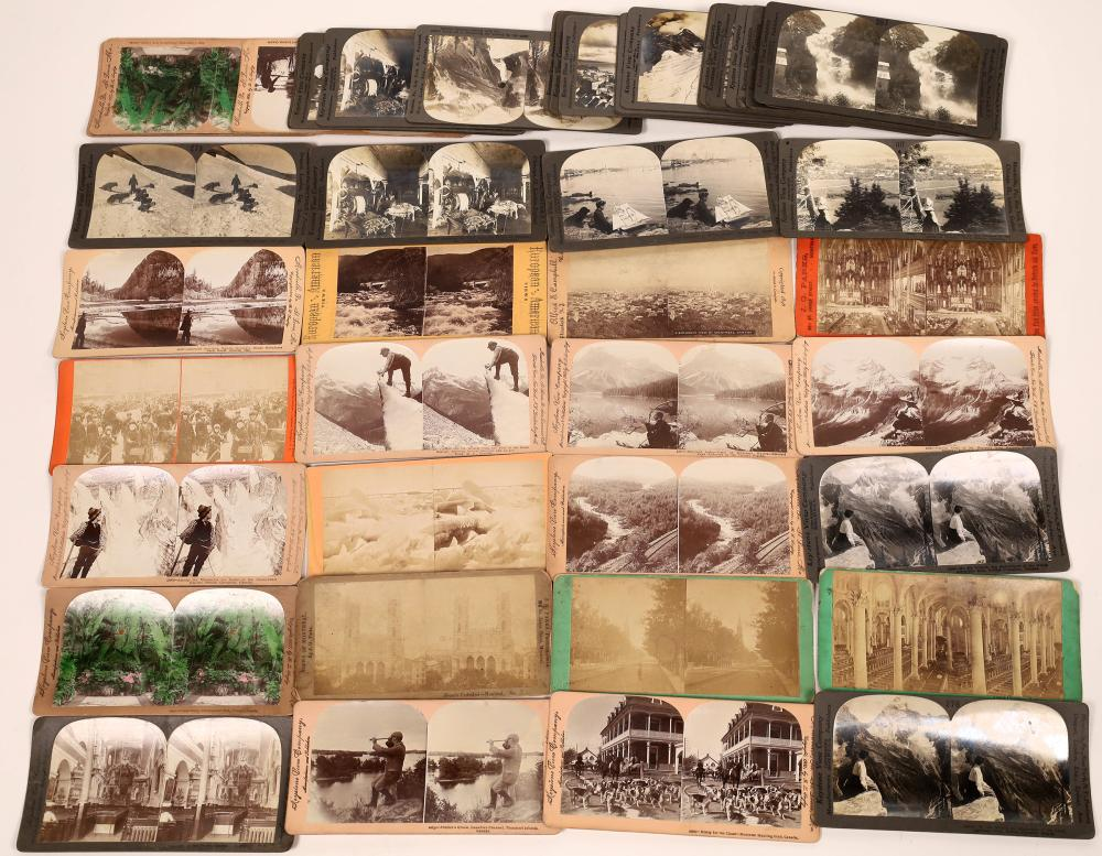 Stereo View Card Collection Canada [139763]