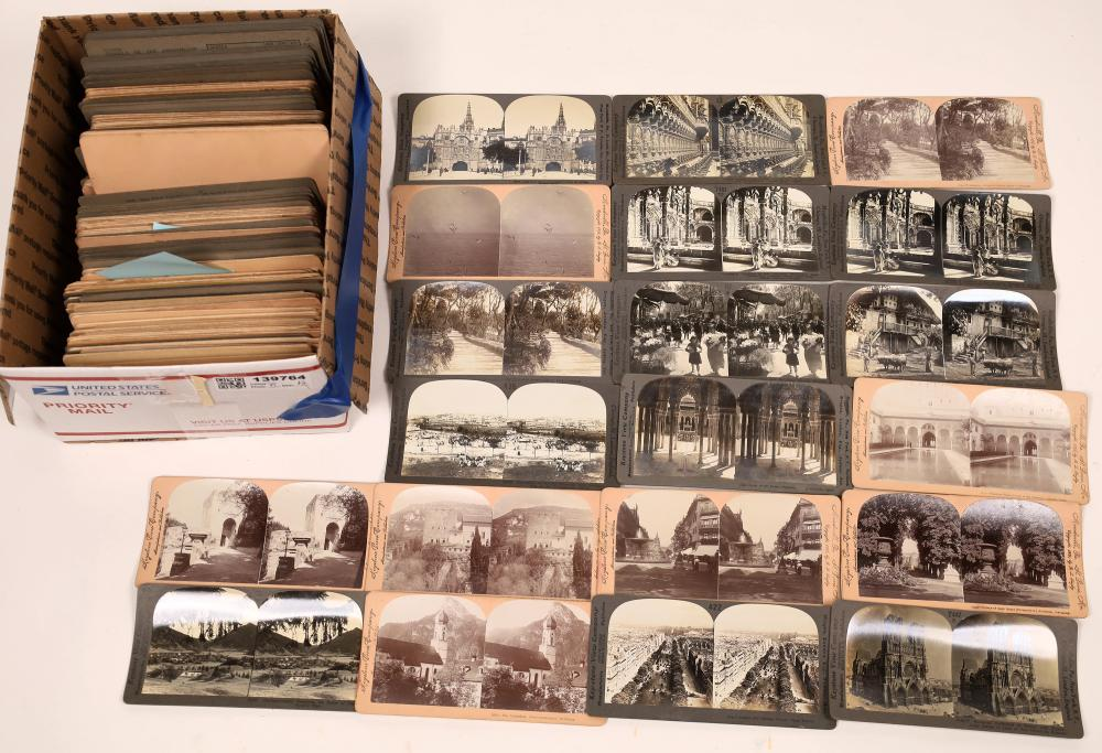 Stereo View Card Collection Europe [139764]