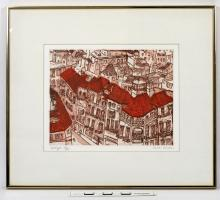 """Malaga - """"Birthplace of Picasso"""" by Aida Whedon (119706)"""
