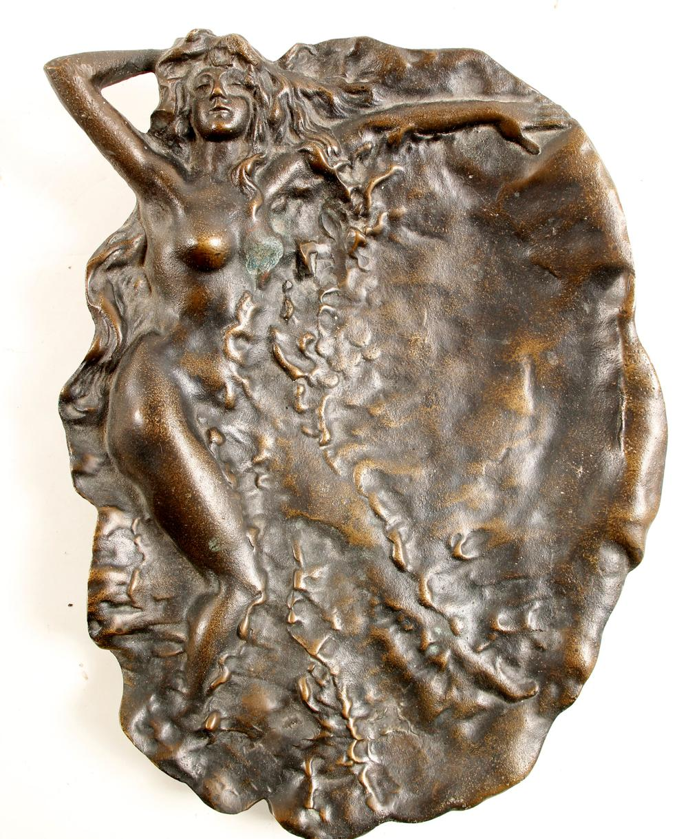 Art Deco Bronze Satuary   (87426)