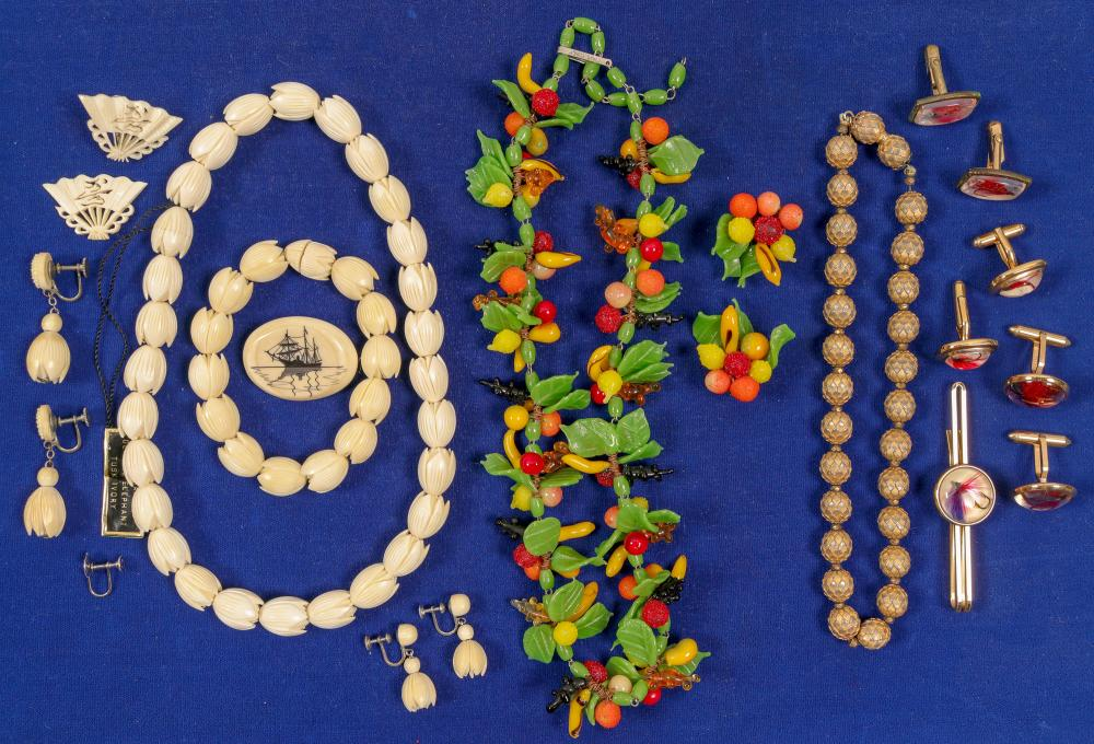 Lot 1023: Jewelry Costume (91399)