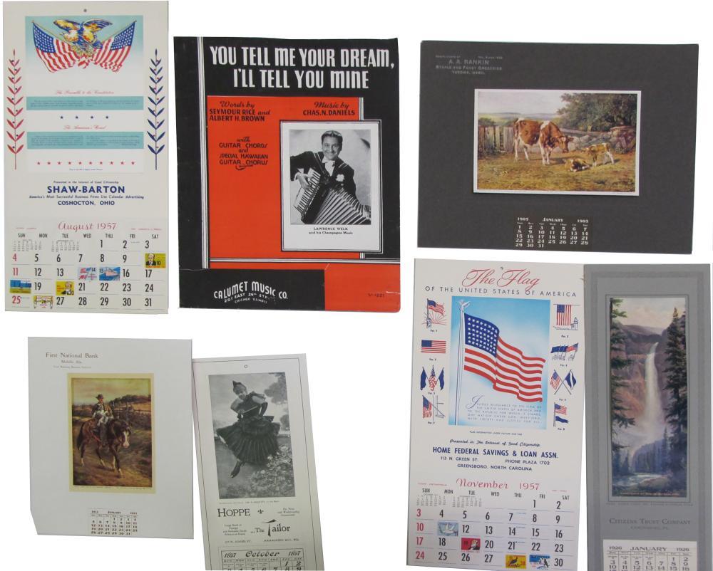 Calendar Art   (84442)