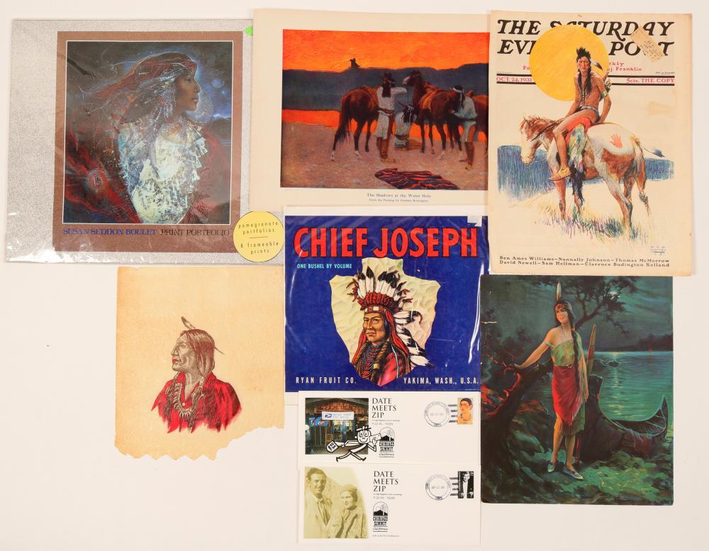 North American Art in Prints   (102722)