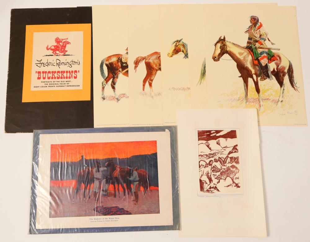 North American Prints   (102725)