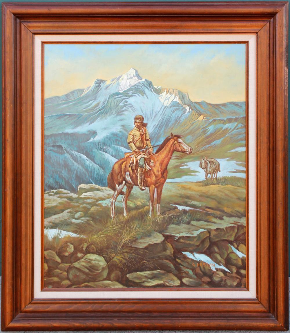 Oil Painting (Original)   (85812)